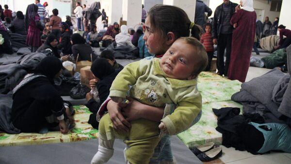 Situacija u Siriji - Sputnik Srbija