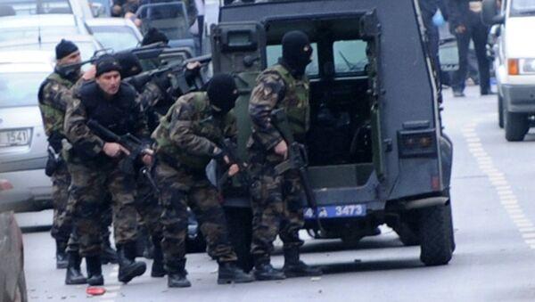 Turska specijalna policija - Sputnik Srbija