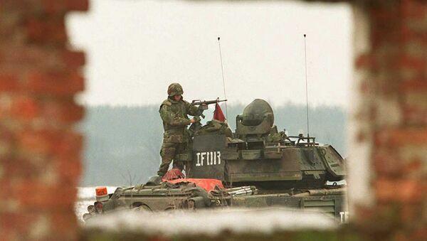Ifor (Nato) vojska u Bosni i Hercegovini - Sputnik Srbija