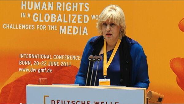Dunja Mijatović, predstavnica OEBS-a za slobodu medija - Sputnik Srbija