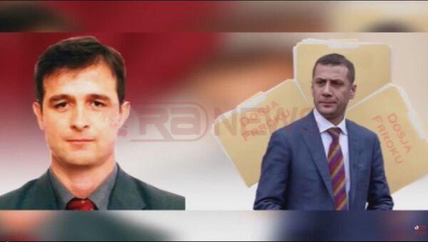 Artan Barjaktari, šef biroa Interpola u Tirani - Sputnik Srbija