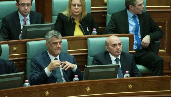 Vlada nepriznate republike Kosovo - Sputnik Srbija