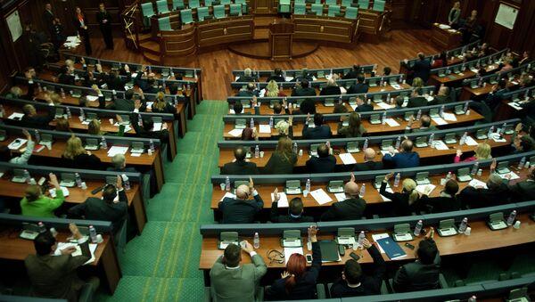 Влада непризнате републике Косово - Sputnik Србија