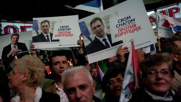 Srđan Bogosavljević ističe da, kad se izuzmu stranke vlasti, praktično nema političke partije kojoj izborni cenzus nije problem. - Sputnik Srbija